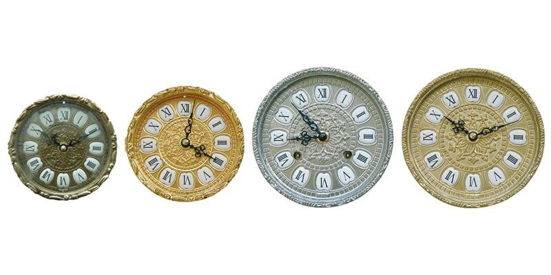 BRASS CLOCK DIALS